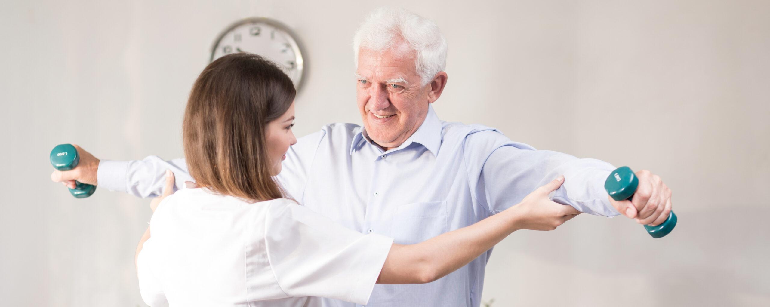 Fisioterapia a domicilio personalizzata