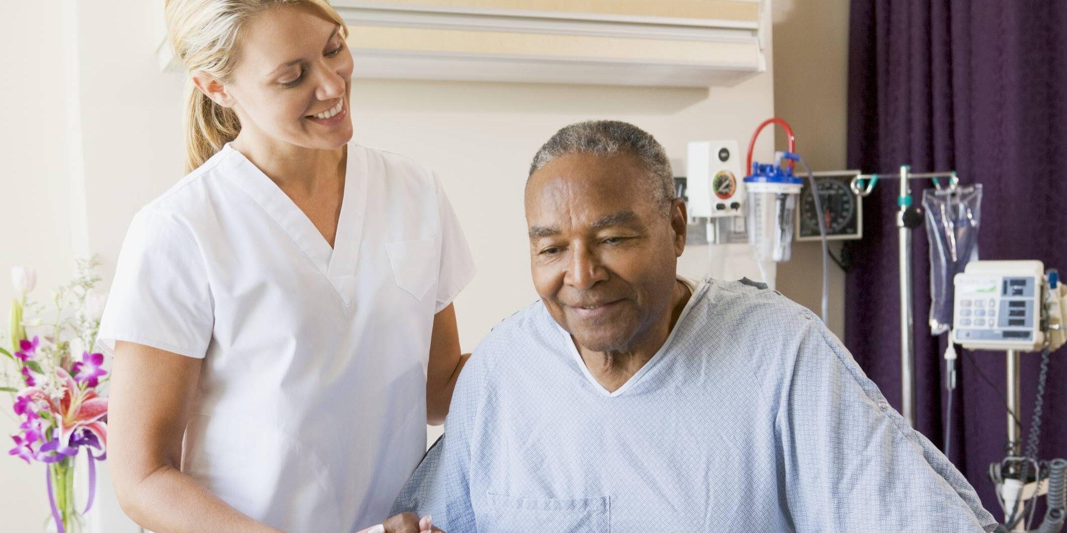 Assistenza ospedaliera professionale